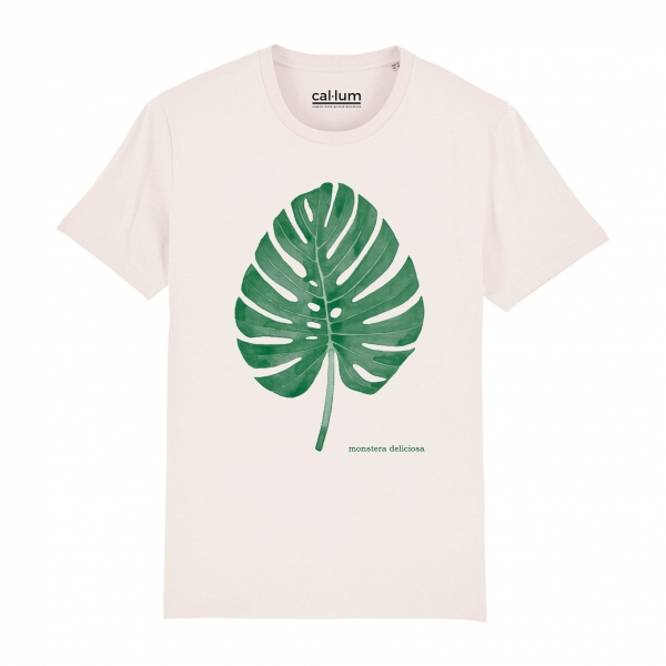 camiseta unisex monstera deliciosa