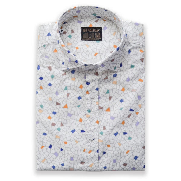 Camisa manga larga pedris algodon 100%